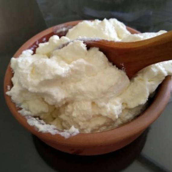 Süzme yoğurt (berta)