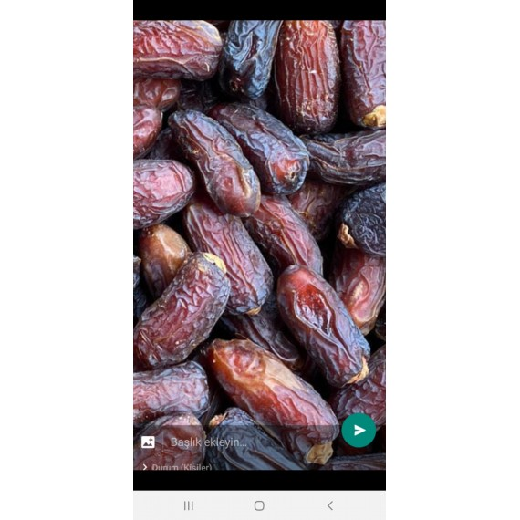 Ramazan hurması (duğaynı 500 gr)