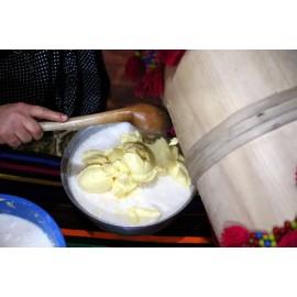 Yogurt Tereyağı yayık Az Tuzlu - % 100 Doğal (1 Kg)