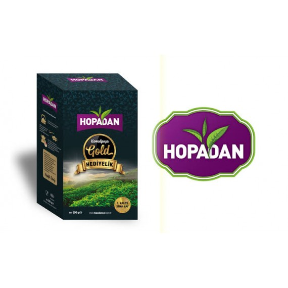 Hopadan çay gold 500 gr