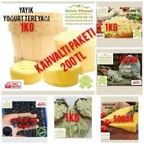 YÖRESEL KAHVALTİ PAKETİ